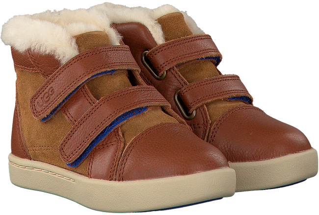 Cognac UGG Sneakers RENNON  - large