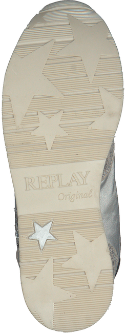 Beige REPLAY Sneakers NASTIES  - large