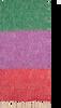 Multi BECKSONDERGAARD Sjaal IBBI SCARF  - small
