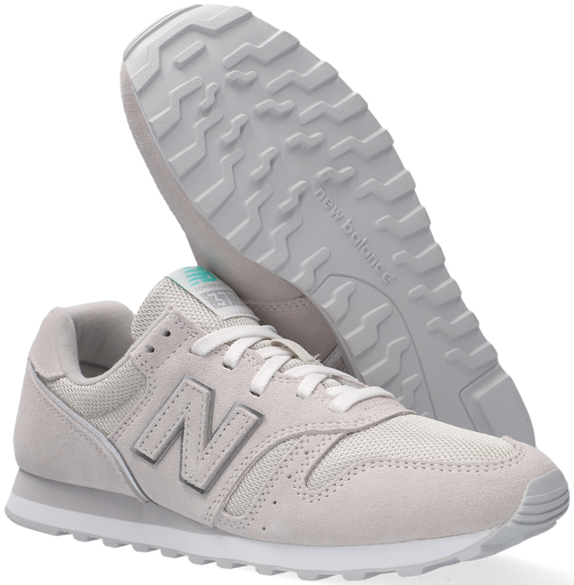 Beige NEW BALANCE Lage sneakers WL373  - large