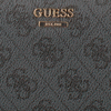 Grijze GUESS Portemonnee DOWNTOWN COOL SLG  - small