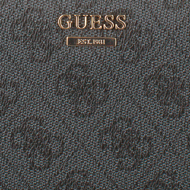 Grijze GUESS Portemonnee DOWNTOWN COOL SLG  - large