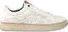 Witte UGG Sneakers CALI SNEAKER LOW PALMS  - small