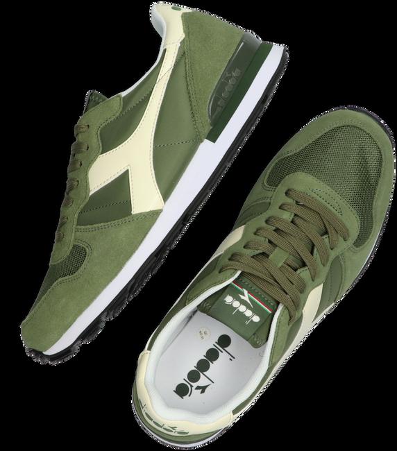 Groene DIADORA Lage sneakers CAMARO - large