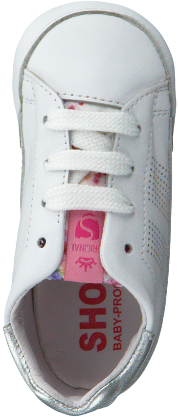 Witte SHOESME Babyschoenen BP20S019  - larger