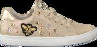 Gouden BRAQEEZ Sneakers LEXI LOUWIES  - medium