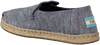 Blauwe TOMS Espadrilles DECONSTRUCTED ALPARGATA ROPE W - small
