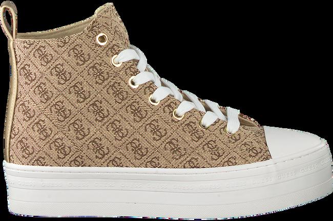 Beige GUESS Hoge sneaker BOKAN  - large