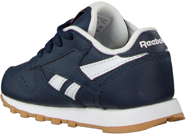 Blauwe REEBOK Sneakers CLASSIC LEATHER KIDS  - large