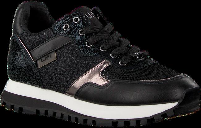 Zwarte LIU JO Lage sneakers LIUJO WONDER 2.0  - large