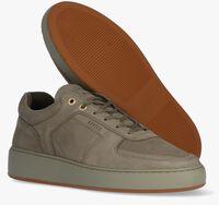 Groene NUBIKK Lage sneakers JIRO LIMO  - medium