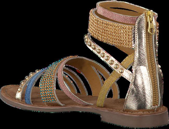 Gouden LAZAMANI Sandalen 75.264 - large