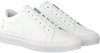 Witte NUBIKK Sneakers PURE GOMMA II MEN  - small