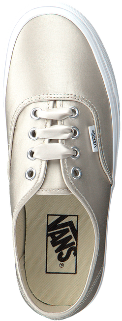 Beige VANS Sneakers AUTHENTIC WMN - large
