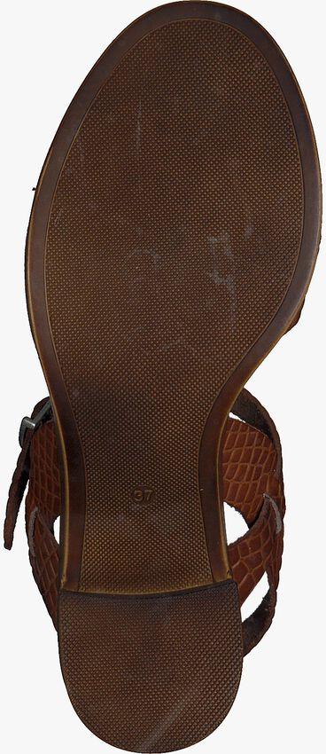 Cognac RED-RAG Sandalen 79174  - larger
