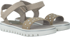 Taupe UNISA Sandalen OSTRAS  - small