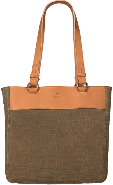 Taupe FRED DE LA BRETONIERE Shopper 282010003 - large