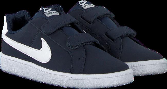 Blauwe NIKE Sneakers COURT ROYALE (PSV)  - large