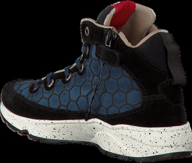Blauwe RED RAG Sneakers 15497  - large
