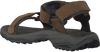Bruine TEVA Sandalen 1012072  - small