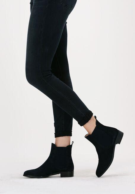 Blauwe UNISA Chelsea boots BOYER  - large