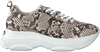 Grijze KENNEL & SCHMENGER Sneakers 26500 lXs0Lv9z