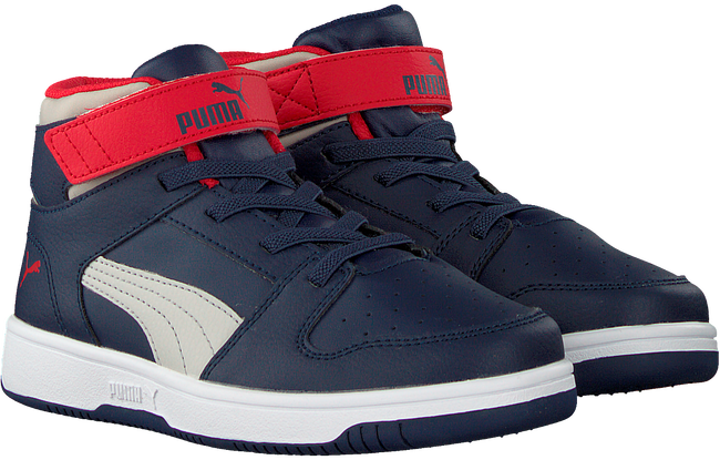 Blauwe PUMA Hoge sneaker PUMA REBOUND LAYUP SL V INF/PS  - large