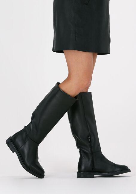 Zwarte SCOTCH & SODA Hoge laarzen HAILEY LONG SHAFT  - large
