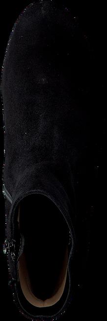 Zwarte HASSIA Enkellaarsjes 2183 - large