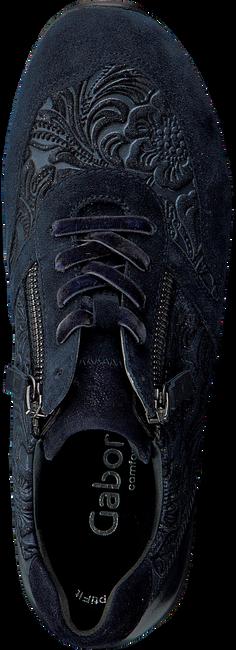 Blauwe GABOR Sneakers 369 - large