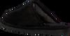 Zwarte WARMBAT Pantoffels BARRON  - small