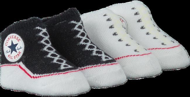 Zwarte CONVERSE Sokken CHUCK BOOTIE - large