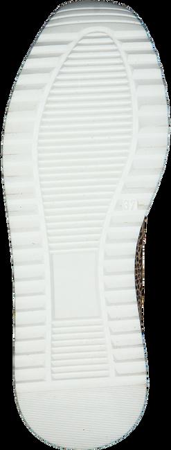 Beige RED-RAG Lage sneakers 76762  - large