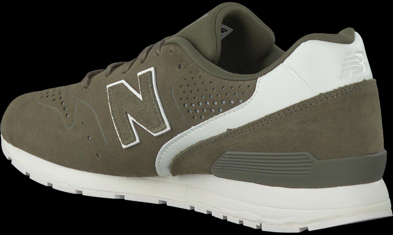 groene new balance sneakers mrl996