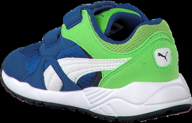 Blauwe PUMA Sneakers XS 500 JR  - large