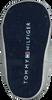 Blauwe TOMMY HILFIGER Babyschoenen T0X4-00106  - small