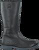 Zwarte BULLBOXER Lange laarzen AGU500  - small