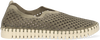 Groene ILSE JACOBSEN Instappers TULIP3275 - small