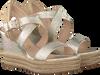 Gouden UNISA Sandalen LUSAS - small