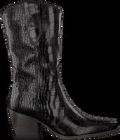 Zwarte VERTON Hoge laarzen 687-007  - medium