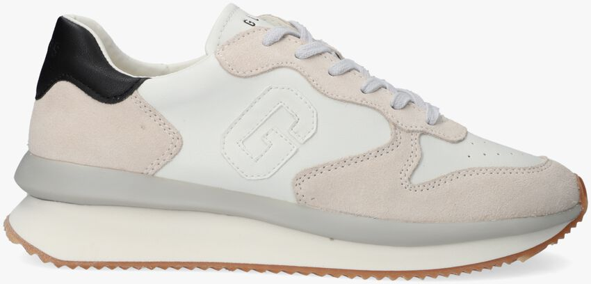 Witte GUESS Lage sneakers MADE  - larger
