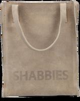 Beige SHABBIES Schoudertas SHOPPER XS  - medium