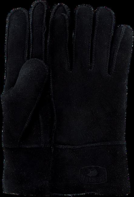 Zwarte WARMBAT Handschoenen GLOVES WOMEN  - large