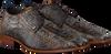 Bruine REHAB Nette schoenen GREG SNAKE FANTASY - small