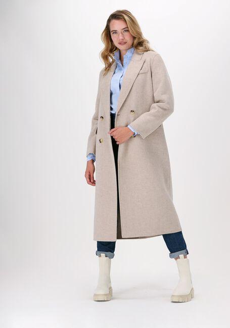 Witte SELECTED FEMME Mantel SLFTAMA HANDMADE WOOL COAT B S  - large