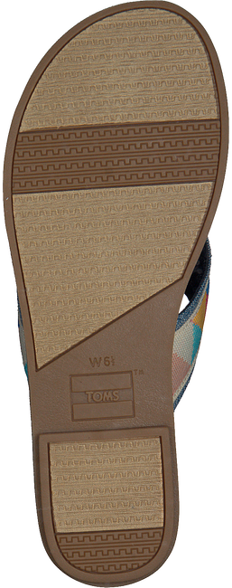 multi TOMS Slippers VIV  - large