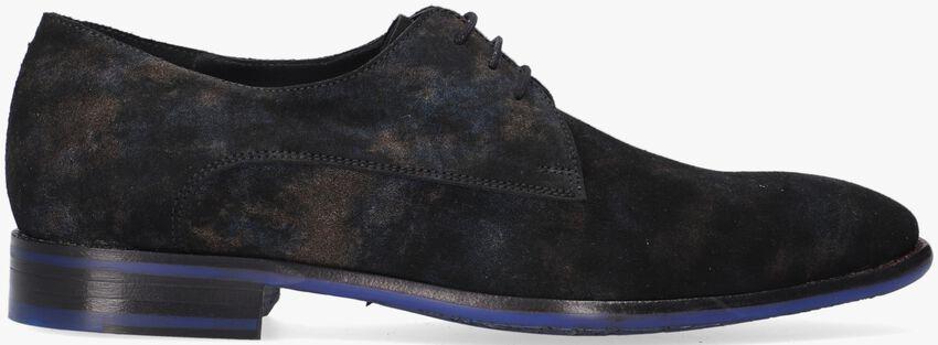 Blauwe FLORIS VAN BOMMEL Nette schoenen 18346  - larger