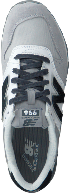 Witte NEW BALANCE Sneakers WR996 WMN  - large