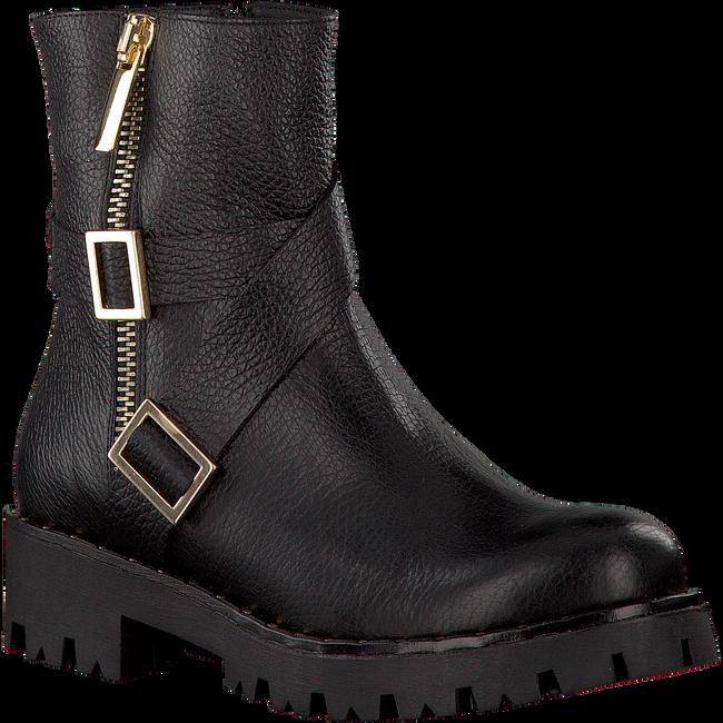 Zwarte TOSCA BLU SHOES Biker boots SF1713S243  - large