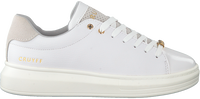 Witte CRUYFF CLASSICS Lage sneakers PURE  - medium